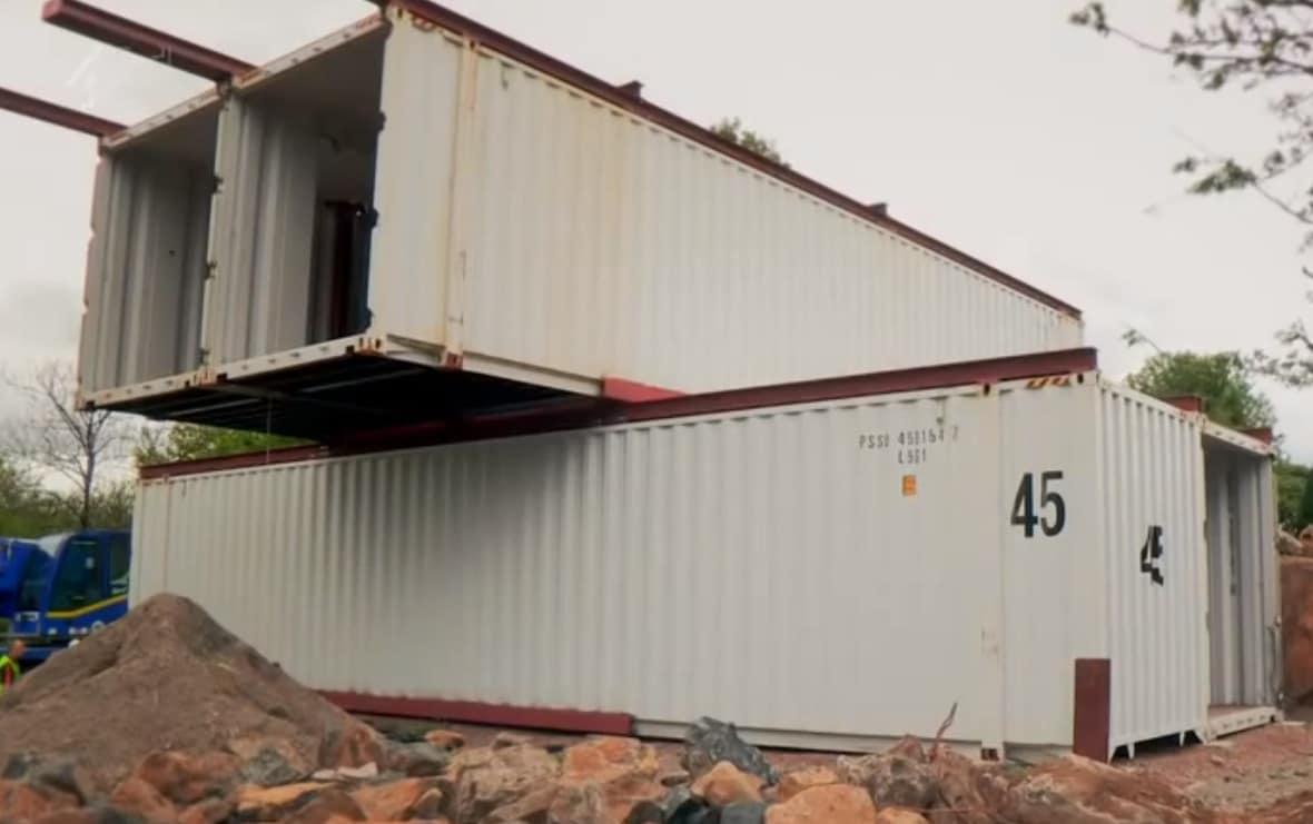 Groendak van de maand maart 2015 - Huis in containers ...